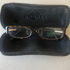 Chanel reading glasses